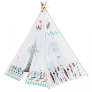 Vilac - 7709 - Tipi Cheyenne Ingela P Arrhenius - à partir de 3+ (353794)