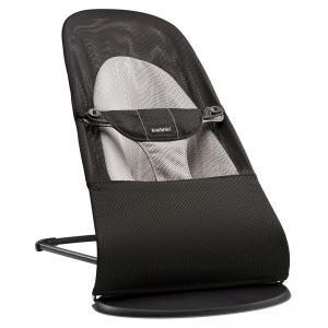 Babybjorn - 005028 - Transat Balance Soft Noir-Gris, Mesh (354064)