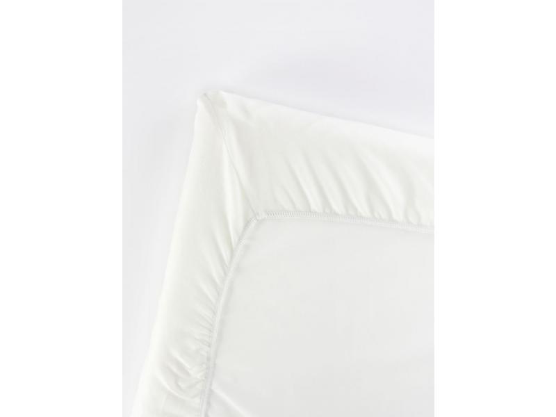 babybjorn drap housse pour le lit parapluie blanc pur. Black Bedroom Furniture Sets. Home Design Ideas