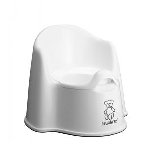 Babybjorn - 055121 - Pot Fauteuil Blanc (354224)
