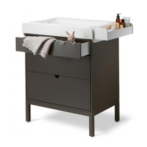 Stokke - BU21 - Commode Home(TM)  Gris brume (354750)