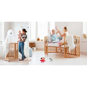 Stokke - BU15 - Lit SLEEPI evolutif 4-10 ans Naturel (354806)