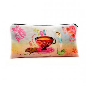 Atelier de Noémi - TRO-ECO-TEA - Trousse écolière tea 21 x 10 cm (354970)