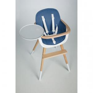 Micuna - TX-1646-gen147 - Coussin en textile chaise haute couleur bleu (355130)
