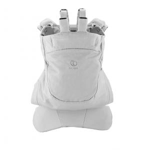 Stokke - 451506 - Porte bébé MyCarrier™ position dorsale Gris (356576)