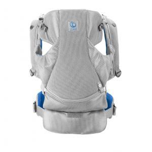 Stokke - 431608 - Porte bébé MyCarrier™ position abdominale & dorsale Marine Mesh (356584)