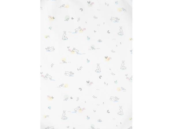 Stokke drap housse pour lit sleepi motif lapin for Drap housse 90x140 pour lit evolutif