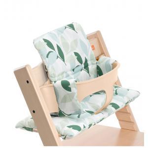 Stokke - 100340 - Coussin Vert forêt (enduit) pour chaise Tripp Trapp (356614)