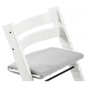 Stokke - 496102 - Coussin Junior Croisé ardoise pour chaise Tripp Trapp (356620)