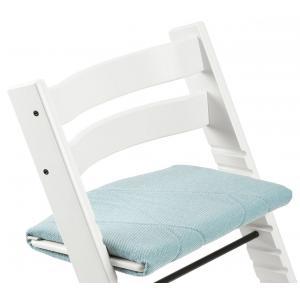 Stokke - 496101 - Coussin Junior Croisé jade pour chaise Tripp Trapp (356622)