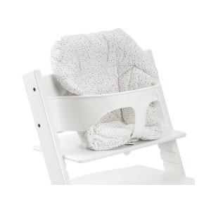 Stokke - 496001 - Coussin Mini pois couleurs douces pour chaise Tripp Trapp (356626)