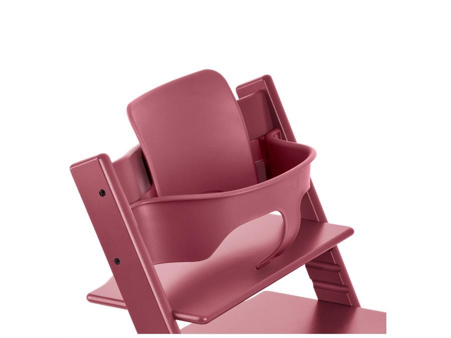 stokke accessoire baby set couleur rose bruy re pour chaise tripp trapp. Black Bedroom Furniture Sets. Home Design Ideas