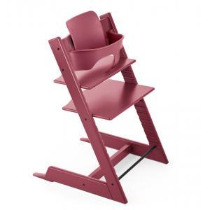 Stokke - 159323 - Accessoire Baby Set couleur Rose bruyère pour chaise Tripp Trapp (356628)
