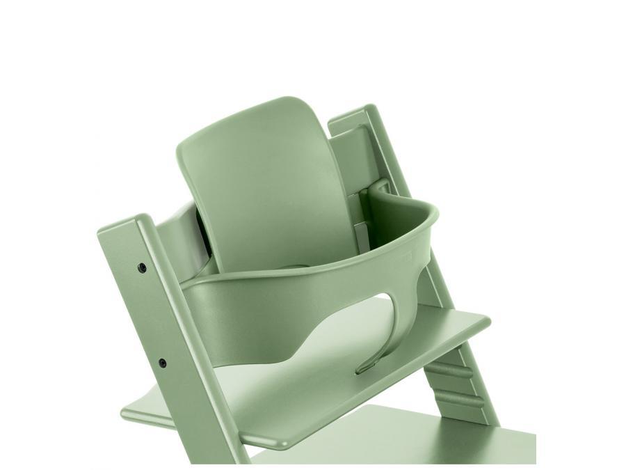 stokke accessoire baby set couleur vert mousse pour. Black Bedroom Furniture Sets. Home Design Ideas