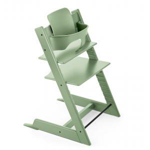 Stokke - 159322 - Accessoire Baby Set couleur Vert mousse pour chaise Tripp Trapp (356630)