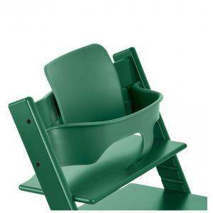 Stokke - 159321 - Accessoire Baby Set couleur Vert fôret pour chaise Tripp Trapp (356632)