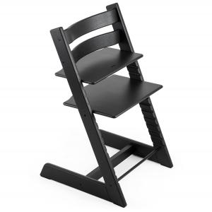 Stokke - 495202 - Chaise haute Tripp Trapp ChêneNoir (356636)