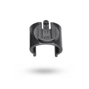Bugaboo - P80060 - Adaptateur porte-gobelet et ombrelle bugaboo au guidon pour poussettes bugaboo bee³/Donkey/Buffalo/Runner (357358)