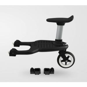 Bugaboo - 880590 - Adaptateurs planche à roulette confort pour poussette Bugaboo bee³/bee (modèle 2010) (357392)