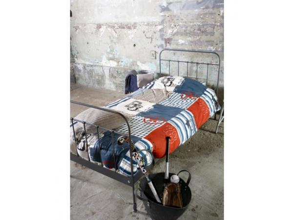 Kids Gallery Lit Dordogne 90 X 200 Cm En Fer Forge Blanc