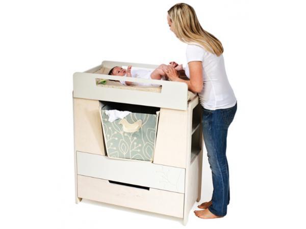 kids gallery table a langer bebe ecologique blanc. Black Bedroom Furniture Sets. Home Design Ideas