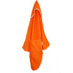 Koeka - 35044-22146 - Cape de bain avec poche Venice orange (358048)