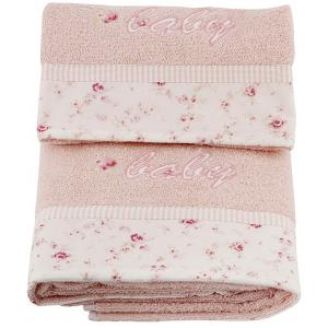 Laura Ashley - 31524-18206 - Lot de 2 Serviettes eponge (358176)
