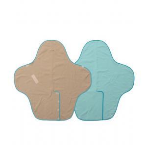 Lodger - 33846-20946 - Nid d'ange Wrapper azur, couverture et tapis de jeux (358258)