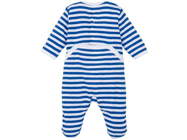 petit bateau pyjama bebe marin bleu et blanc. Black Bedroom Furniture Sets. Home Design Ideas