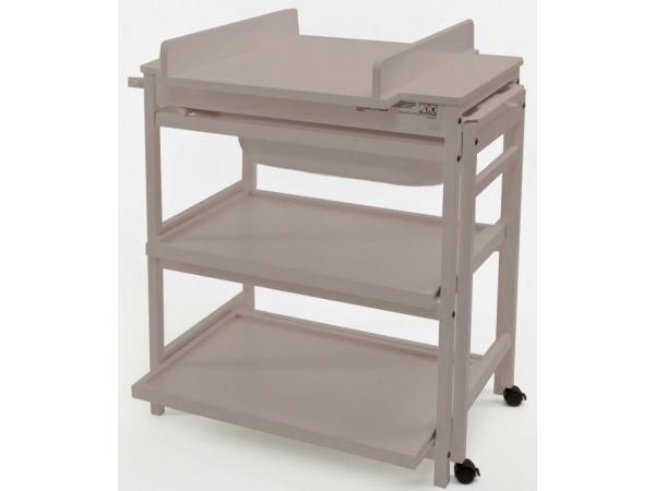 quax meuble de bain comfort luxe avec etageres extractibles avec baignoire grisato. Black Bedroom Furniture Sets. Home Design Ideas