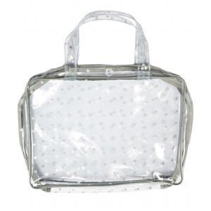 Zef - 34247-21368 - Vanity Aqua transparente imprime etoiles argentees (358620)