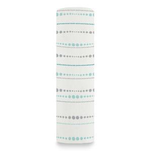 Aden and Anais - 8949G - LANGE BAMBOO-azure beads (358778)