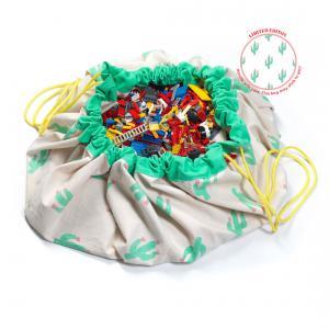 Play and Go - 79977 - Sacs de rangement Play and Go Cactus - 140 cm (360310)