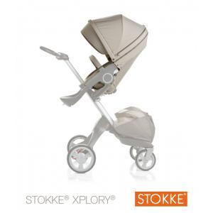 Stokke - 15721-707 - Xplory Siege complet (avec coque et habillage du siege) beige (363230)