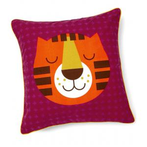 Mamas and Papas - 31735-18560 - Coussin Tigre Patternology (363314)