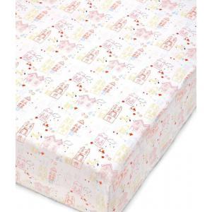 Mamas and Papas - 37060-22990 - Drap Housse bebe rose Pixie et Finch (363330)