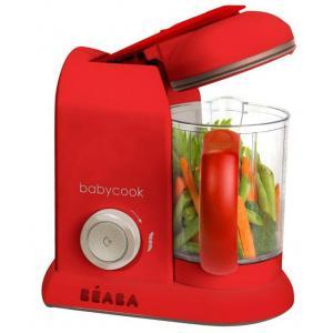 Beaba - 34967-22050 - Babycook solo rouge (363406)