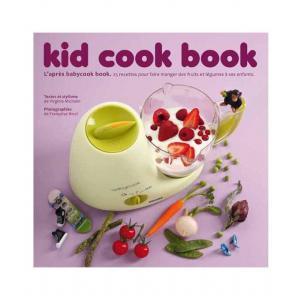Beaba - 24483-7873 - Livre de recettes enfants Kid cook book (363442)