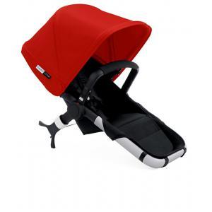 Bugaboo - 36895-22818 - Siege noir avec capote rouge Bugaboo Runner (363476)