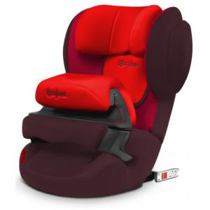Cybex - 517000959 - Siège auto JUNO 2-FIX Rumba Red | dark red (363550)