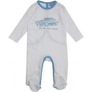 Le Marchand d'Etoiles - 32228-18992 - Pyjama bebe Detroit bleu (363616)