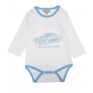 Le Marchand d'Etoiles - 32217-18990 - Body bebe Detroit bleu (363622)