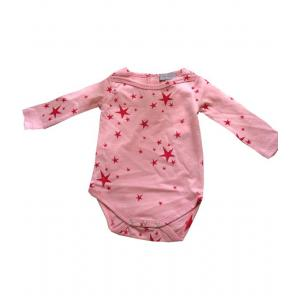 Le Marchand d'Etoiles - 32182-18978 - Body bebe Star rose (363628)