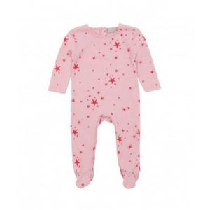 Le Marchand d'Etoiles - 32166-18974 - Pyjama bebe Star rose (363634)
