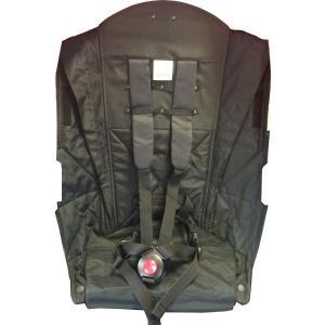 Babyzen - SPR-07741BBZ-09 - Poussette base textile assise (textile+harnais) pour poussette ZEN (363780)