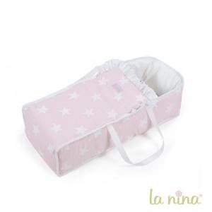 La nina - 60409 - Grand couffin carlota (47x13x21 cm) (364046)