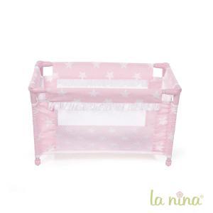 La nina - 60408 - Lit pliant carlota (53x32x32 cm) (364048)