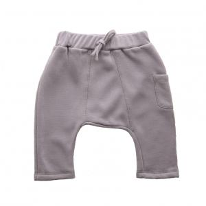 Bamboo and Love - C13-69 - Jogging Baggy avec poche gris 6-9M (364140)