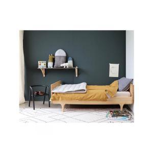 Camomile London - C06-4IKP - Taie d'oreiller imprimée carreaux gris - 65 x 65 cm (364340)