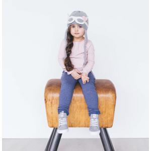 Lullaby Road - Space-P-4-6-ans - Bonnet gris avec lunette blanche amovible - 4/6 ans (364436)
